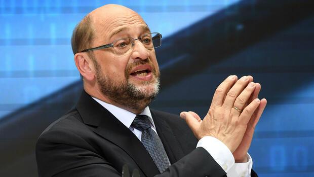 Martin Schulz macht Flüchtlingskrise zum Wahlkampfthema