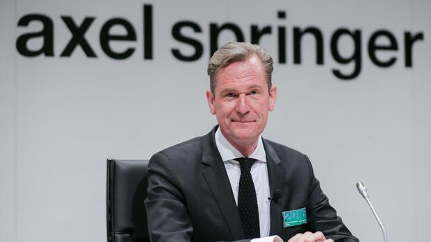 Springer plant Anzeigenkampagne deutscher Konzerne in Türkei