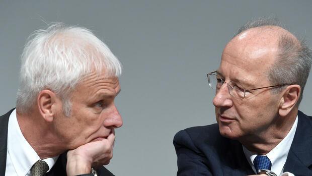 VW-Aufsichtsratschef: Konzernchef Müller ist der richtige Mann