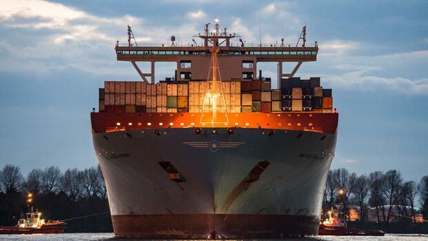 Die Containerschifffahrt ist aus dem globalen Warenverkehr heute kaum wegzudenken. Quelle: dpa