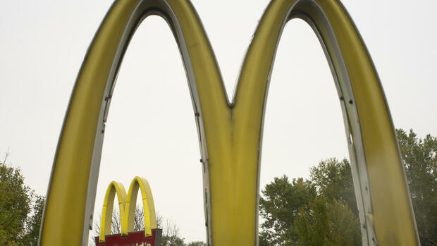 """Golden Arches"" Quelle: dapd"