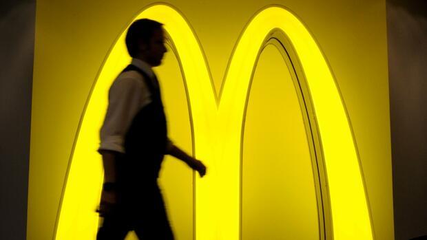 Die Fastfood Kette profitiert nicht von illegalen Steuertricks. Quelle dpa