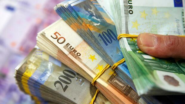 Euro knackt kurz 1,20-Franken-Marke
