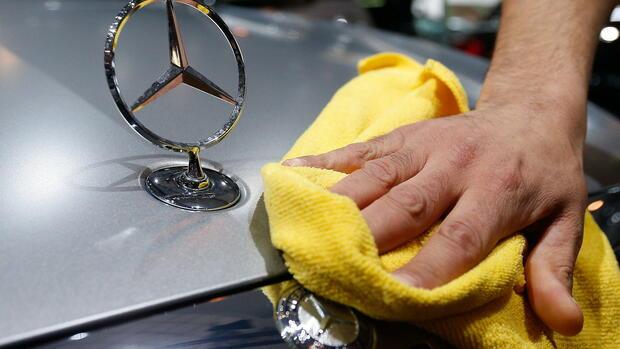 Daimler geht erste Schritte zur neuen Struktur - Rechtlich eigenständige Sparten