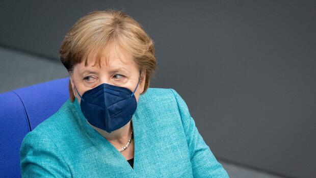Klimatechnologien Angela Merkel Setzt Sich Fur Grunen Wasserstoff Ein