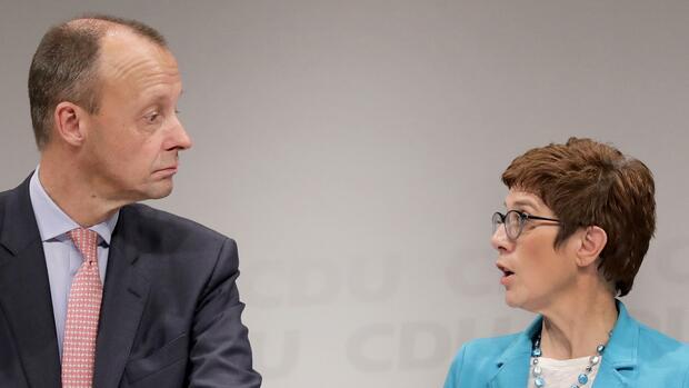 Kampf um CDU-Vorsitz: So schlagen sich die Kandidaten