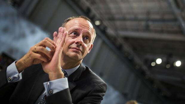 Friedrich Merz: Merz kritisiert Merkel für schwache Klimapolitik