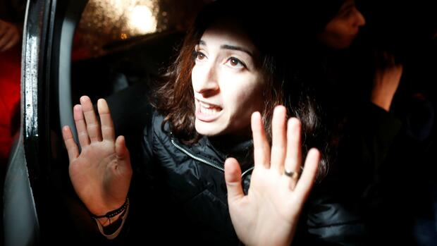 Journalistin Tolu darf Türkei weiterhin nicht verlassen