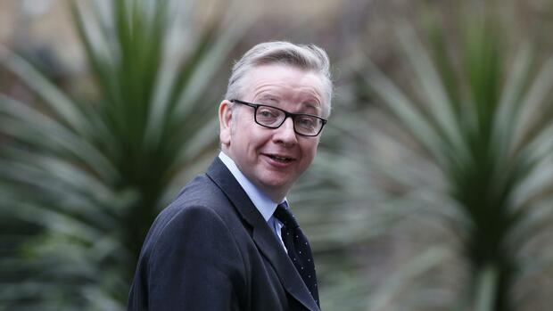 Michael Gove Quelle: REUTERS
