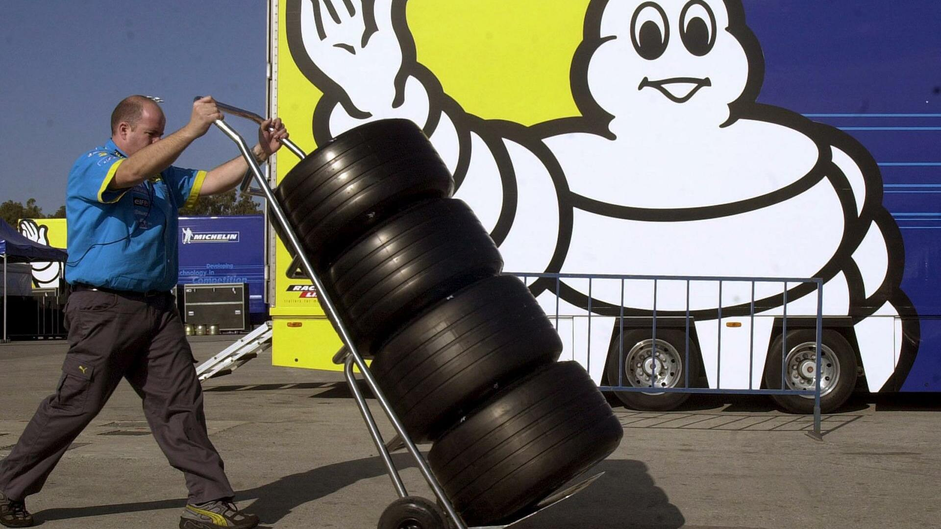 Michelin Quelle: dpa/dpaweb