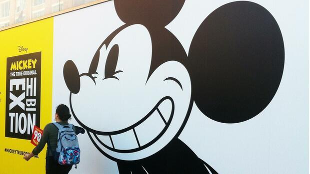 Micky Maus wird 90: Ein Milliarden-Imperium dank einer Maus