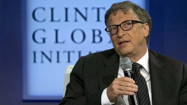 1. Platz: Bill Gates mit 89 Milliarden Dollar Quelle: REUTERS