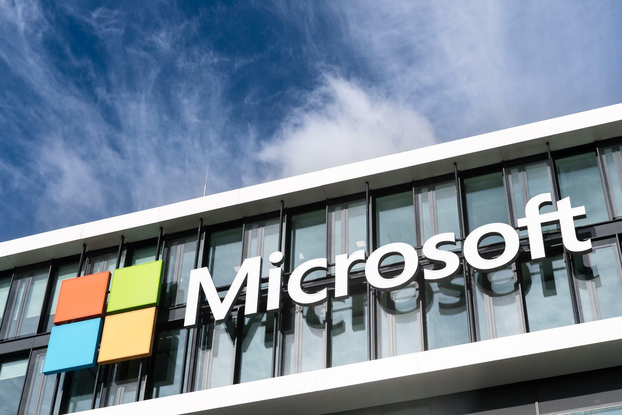 Software-Riese: Microsoft beschließt Aktienrückkäufe von bis zu 40 Milliarden Dollar
