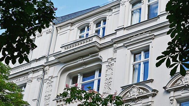 Mietpreisbremse in Berlin-Charlottenburg Quelle: dpa Picture-Alliance