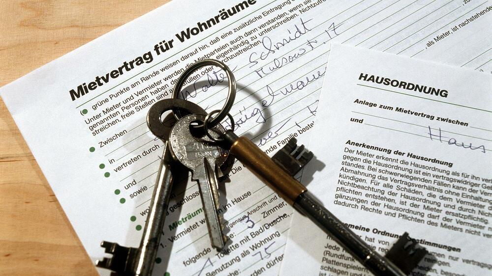 Vorsicht Stolpergefahr Welche Fallen Im Mietvertrag Lauern
