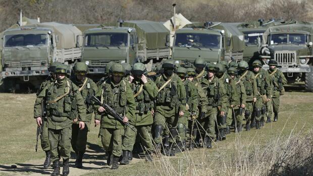 Kriegsgefahr Ukraine