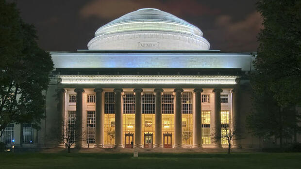 Massachusetts Institute of Technology (MIT) Quelle: Eric Baetscher