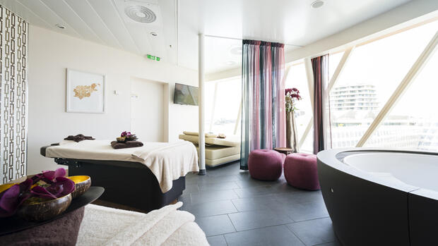 """SPA & Meer"" - private SPA-Suite Quelle: Presse"