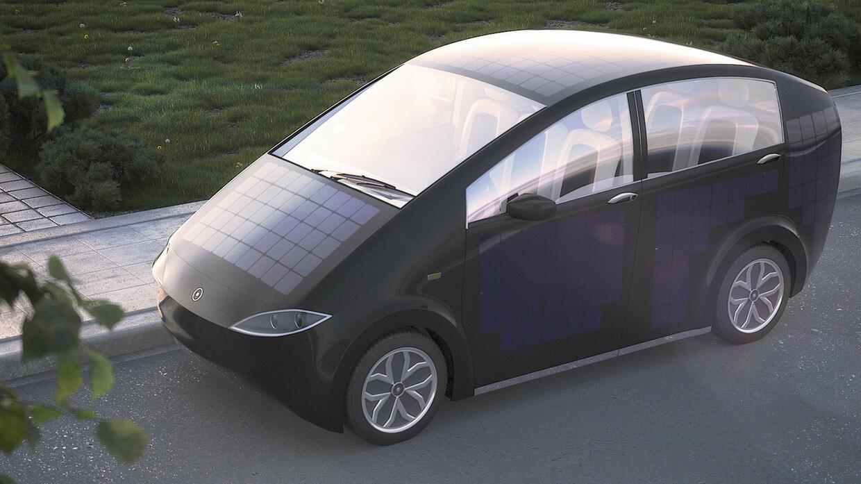 Wall Street: Münchener Solarauto-Firma Sono Motors beantragt US-Börsengang