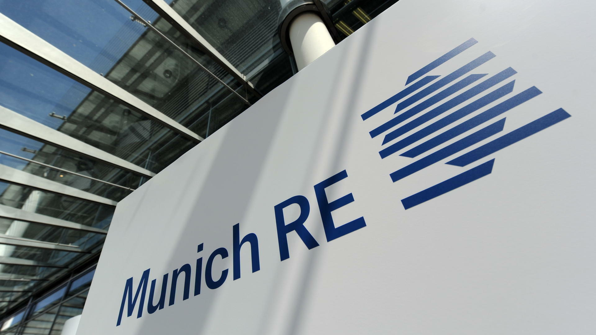 Munich Re Quelle: dpa