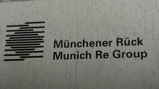 Versicherer: Münchener Rück macht sich mehr Sorgen um Kapitalanlagen