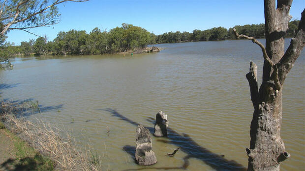 Murray-Darling River Quelle: Hindaandjohn