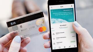 Smartphone-Bank: N26 hat erstmals mehr als zwei Millionen Kunden