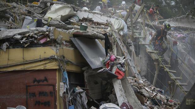 Mexiko: Wirtschaft schrumpft nach Naturkatastrophen