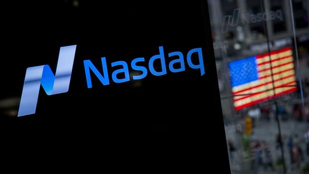 Die US-Technologiebörse Nasdaq hat die US-Tochter International Securities Exchange Holdings (ISE) der Deutschen Börse gekauft. Quelle: AFP