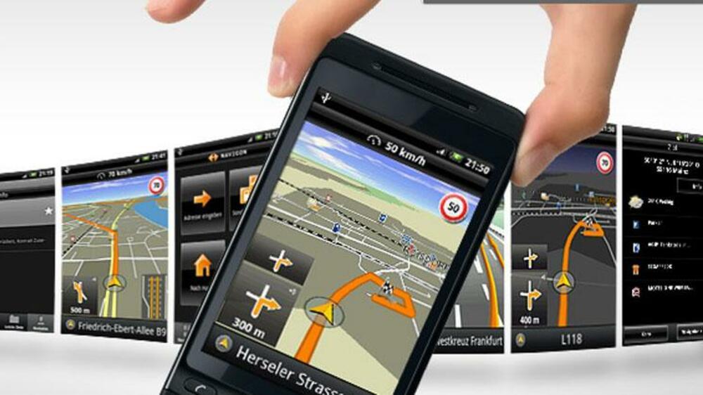 alternative zum navigationssystem die besten navi apps. Black Bedroom Furniture Sets. Home Design Ideas