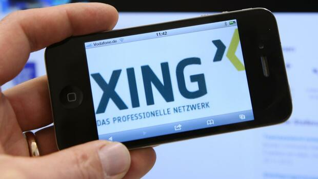 Xing Quelle: dpa