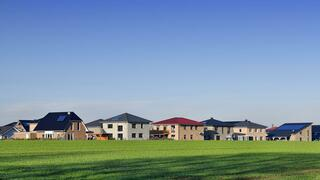 Bauzinsen sinken wieder: Warum die Hypothekenzinsen wieder unter ein Prozent gefallen sind
