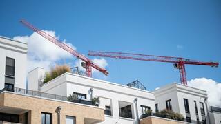 Immobilien: Baufinanzierungen boomen – aber Zinsen für Kredite steigen