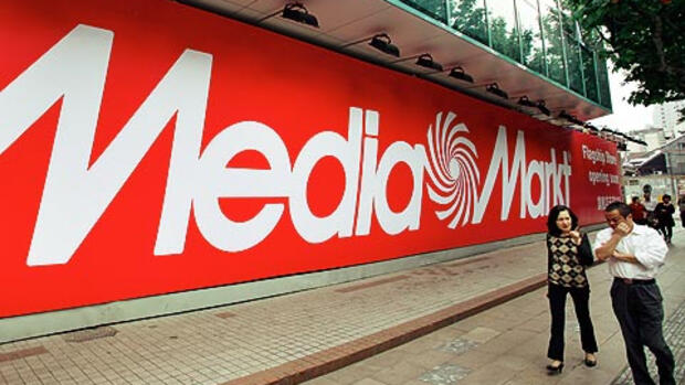 Neue Media-Markt-Filiale in China Quelle: Getty Images