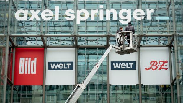 Springer und KKR: Vorstand stellt Weichen für Übernahmeangebot
