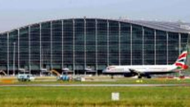 Neues Heathrow-Terminal Quelle: dpa