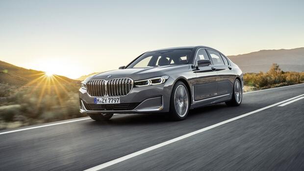 BMW präsentiert neuen 7er in China