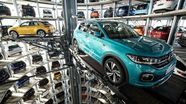 Volkswagen bietet für drei Monate bundesweite Wechselprämie