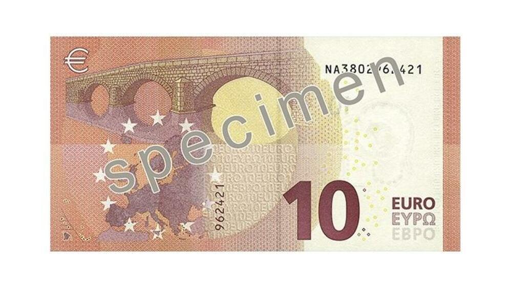 Alte 10 Euro Scheine Aufheben