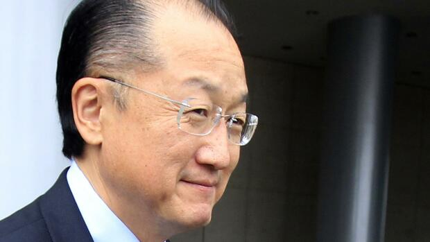 New World Bank President Jim Yong Kim Quelle: REUTERS