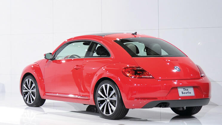 New Beetle Quelle: Pressebild