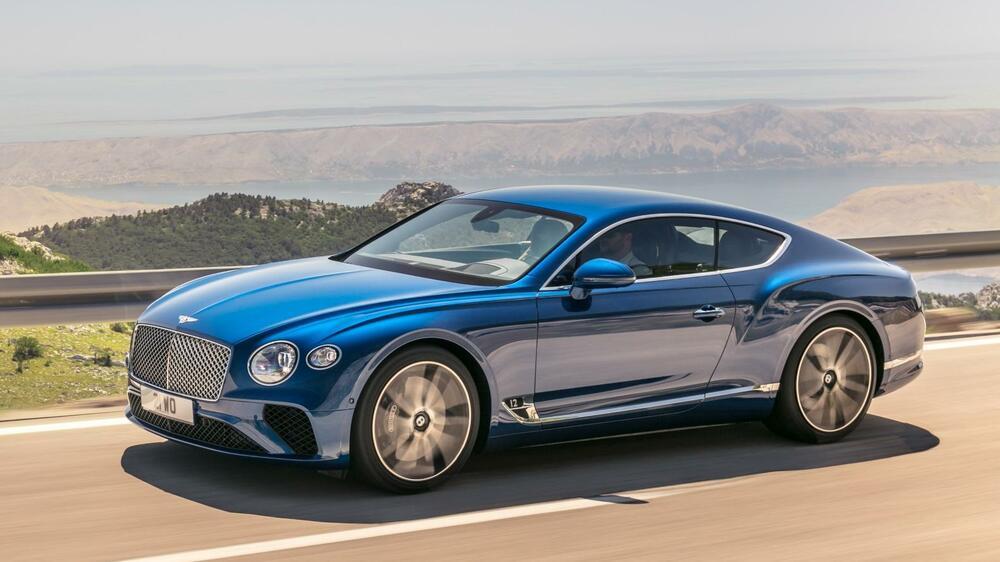 bentley continental gt: der luxusliner unter den supersportwagen