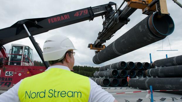 Das Pipeline-Projekt