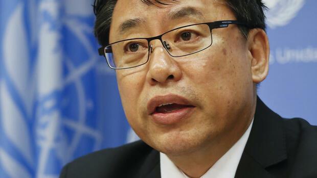 """Nordkorea warnt: """"Atomkrieg könnte jeden Moment ausbrechen"""""""