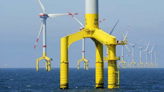Windenergie nordsee