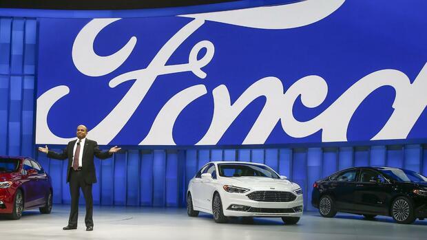 Ford trennt sich von Nordamerika-Chef