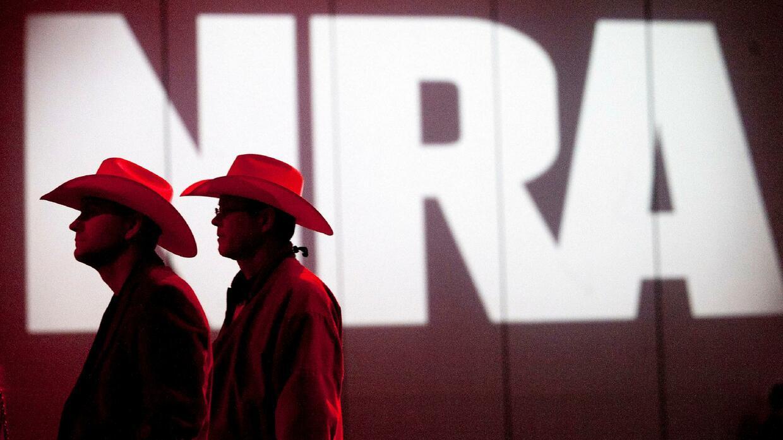 Einflussreicher US-Waffenlobbyverband NRA meldet Insolvenz an