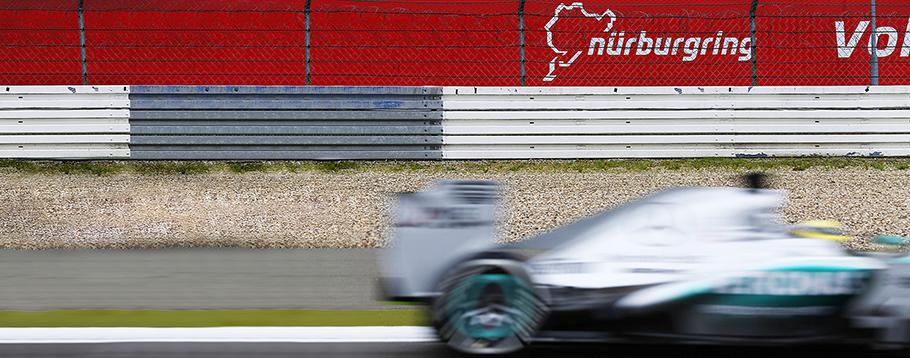 Rennstrecke: Robertino Wild will mit dem Nürburgring durchstarten