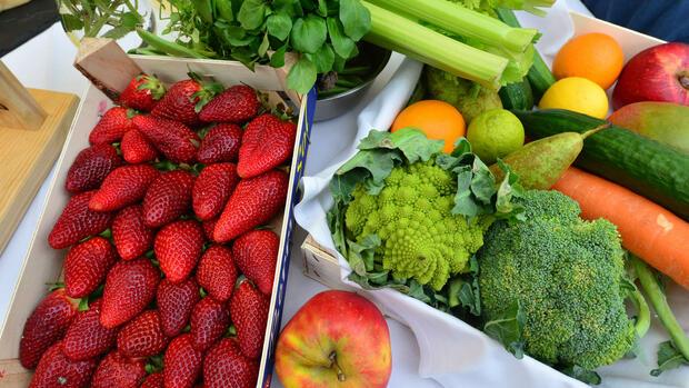 E Commerce Diese Supermarkte Bieten Online Lebensmittel An