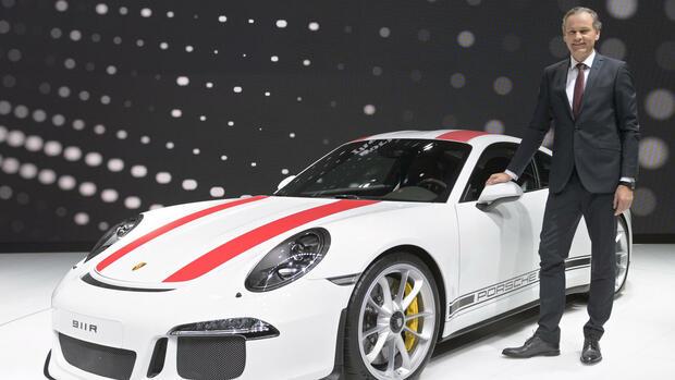 Porsche Blume